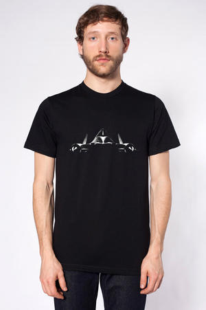 Mens SR-71 T-Shirt Black